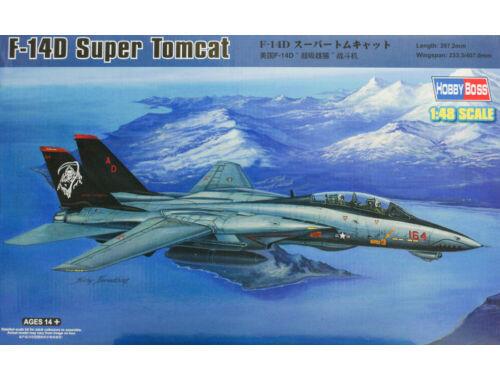 Hobby Boss F-14D Super Tomcat 1:48 (80368)