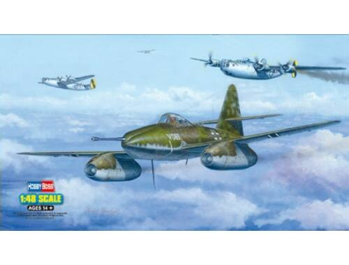 Hobby Boss Messerschmitt Me 262 A-1a/U4 1:48 (80372)