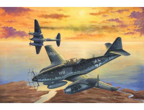 Hobby Boss Me 262 A-1a/U2 (V056) 1:48 (80374)