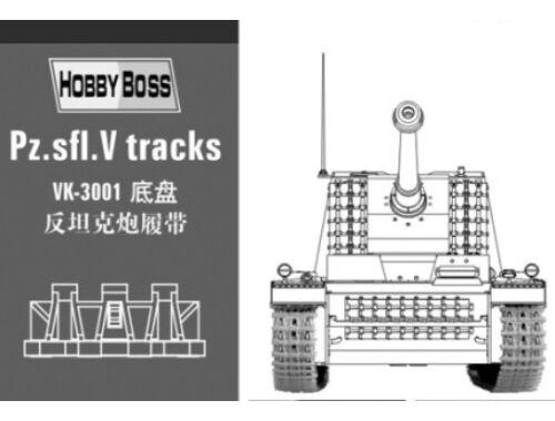 Hobby Boss Pz.Sfl.V ''Sturer Emil'' tracks 1:35 (81001)