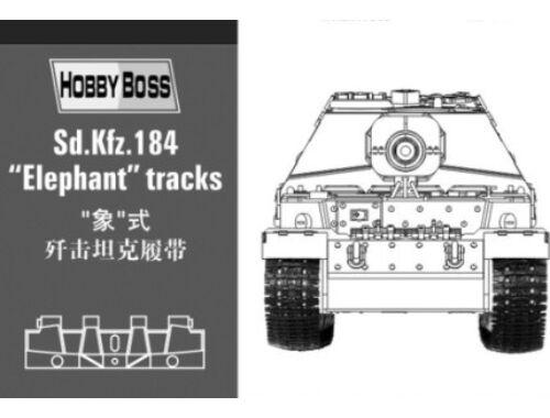 Hobby Boss Sd.Kfz 184 ''Elephant'' tracks 1:35 (81006)