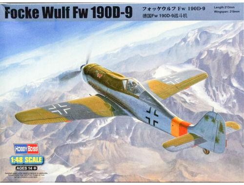 Hobby Boss Focke-Wulf FW 190D-9 1:48 (81716)