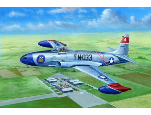 Hobby Boss F-80A Shooting Star fighter 1:48 (81723)