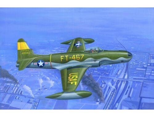 Hobby Boss RF-80A Shooting Star fighter 1:48 (81724)