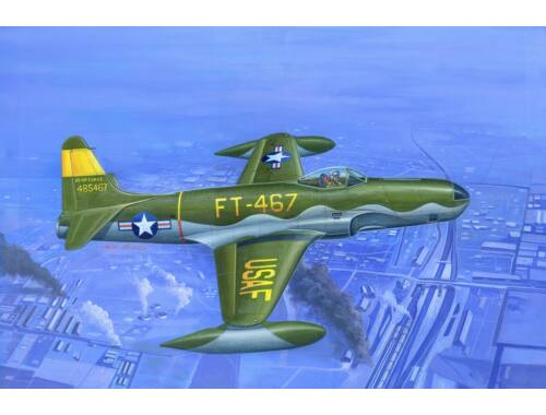 Hobby Boss RF-80A Shooting Star fighter 1:48 (81724)