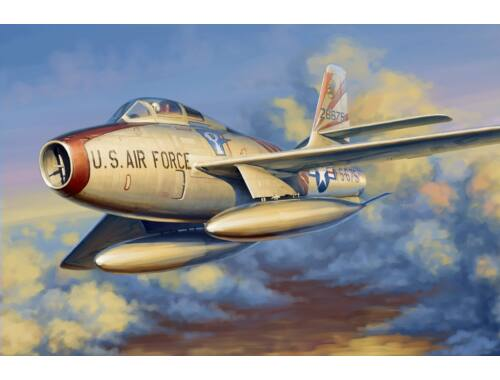 Hobby Boss F-84F Thunderstread 1:48 (81726)