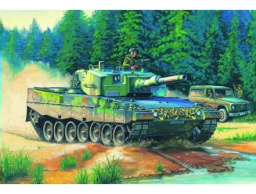 Hobby Boss German Leopard 2 A4 tank 1:35 (82401)