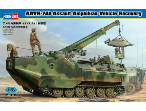 Hobby Boss AAVR-7A1 Assault Amphibian Vehicle Recovery 1:35 (82411)