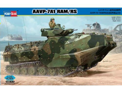 Hobby Boss AAVP-7A1 RAM/RS 1:35 (82415)
