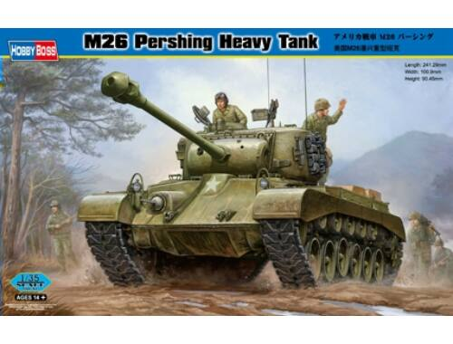 Hobby Boss M26 Pershing Heavy Tank 1:35 (82424)