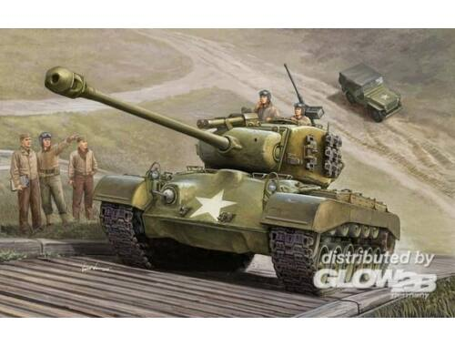 Hobby Boss T26E4 Pershing, Pilot No.2 1:35 (82427)
