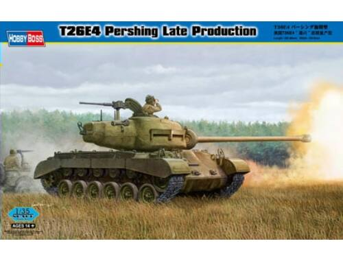 Hobby Boss T26E4 Pershing Late Production 1:35 (82428)