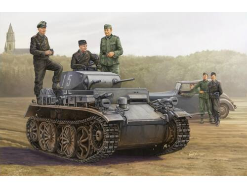 Hobby Boss PzKpfw I Ausf C (VK 601) 1:35 (82431)
