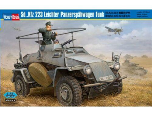 Hobby Boss Sd. Kfz 223 Leichter PanzerspahwagenFunk 1:35 (82443)