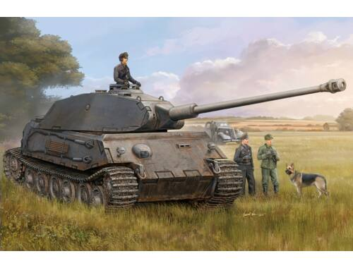Hobby Boss German VK4502 (P) Vorne 1:35 (82444)