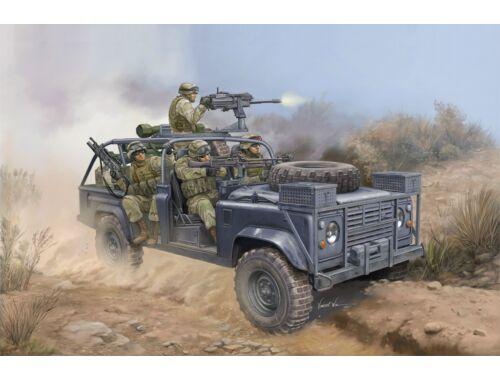 Hobby Boss RSOV w/MK 19 grenade launcher 1:35 (82449)