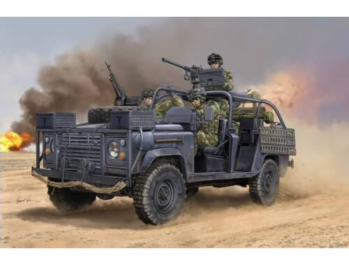 Hobby Boss Ranger Special Operations Vehicle w/MG 1:35 (82450)