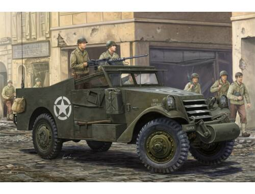 "Hobby Boss U.S. M3A1 ""White Scout Car"" 1:35 (82452)"