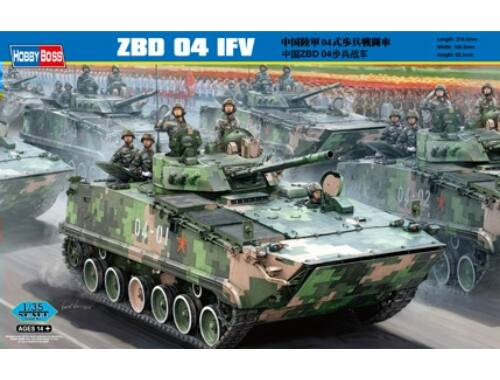 Hobby Boss Chinese ZBD-04 1:35 (82453)