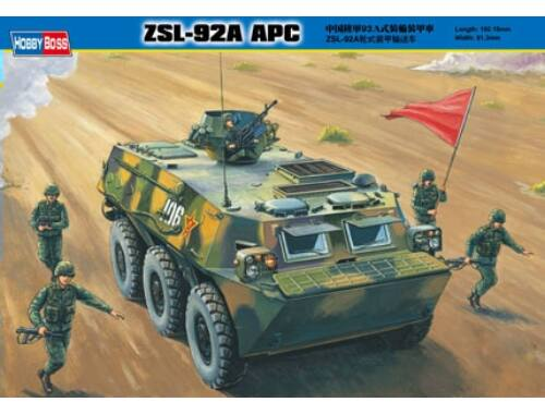 Hobby Boss Chinese ZSL-92A APC 1:35 (82455)