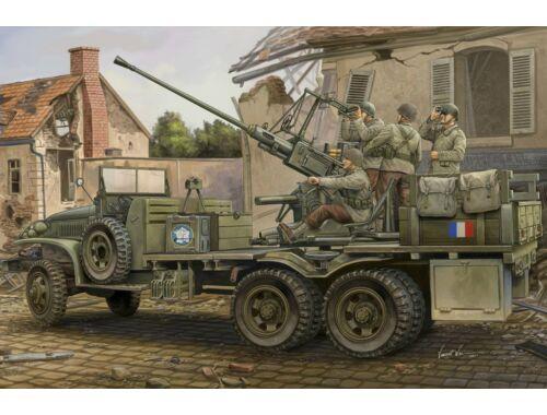 Hobby Boss GMC Bofors 40mm Gun 1:35 (82459)