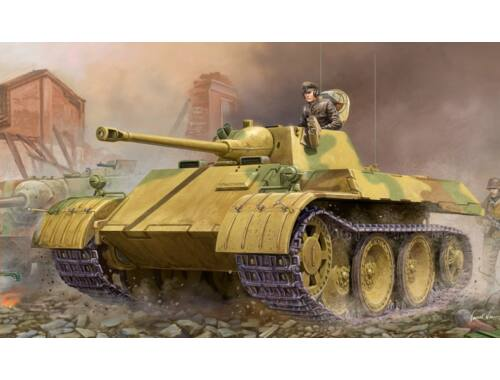 Hobby Boss German VK1602 LEOPARD 1:35 (82460)
