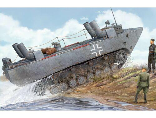 Hobby Boss German Land-Wasser-Schlepper II-Upgraded 1:35 (82462)