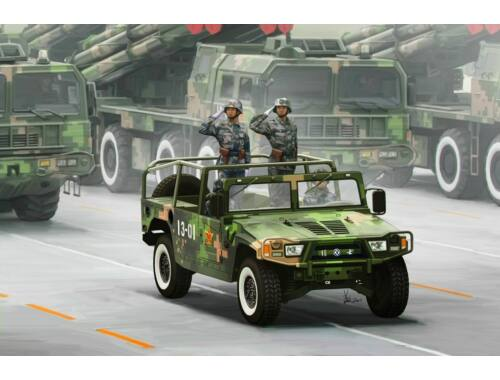 Hobby Boss Dong Feng Meng Shi 1.5ton Military Light 1:35 (82467)
