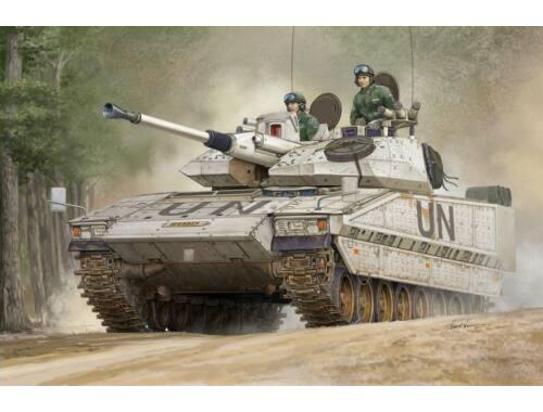 Hobby Boss Sweden CV90-40C IFV/W Add. a.-r. Armour 1:35 (82475)
