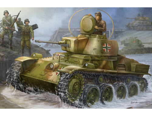 Hobby Boss Hungarian Light Tank 38M Toldi I (A20) 1:35 (82477)