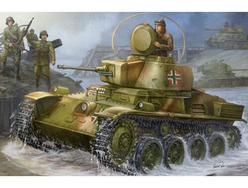 Hobby Boss Hungarian Light Tank 38M Toldi I (A20) 1:35 (82477)