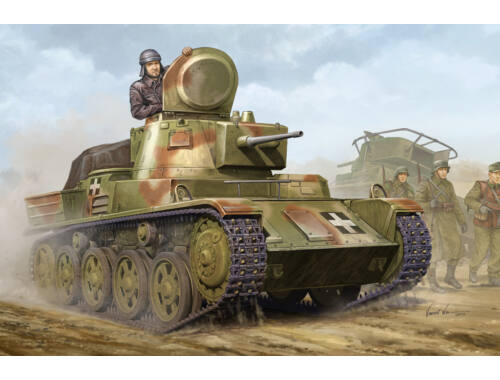 Hobby Boss Hungarian Light Tank 38M Toldi II (B40) 1:35 (82478)