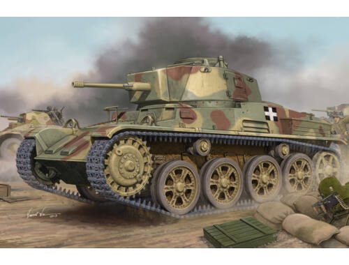 Hobby Boss Hungarian Light Tank 43M Toldi III (C40) 1:35 (82479)
