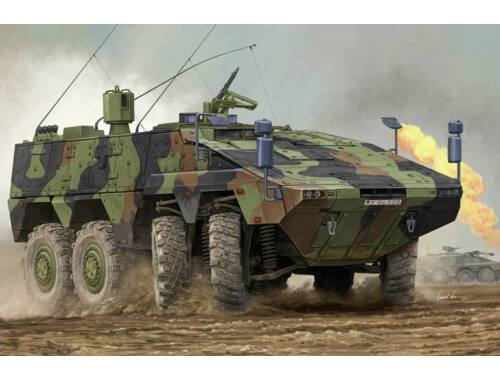 Hobby Boss German Boxer MRAV 1:35 (82480)