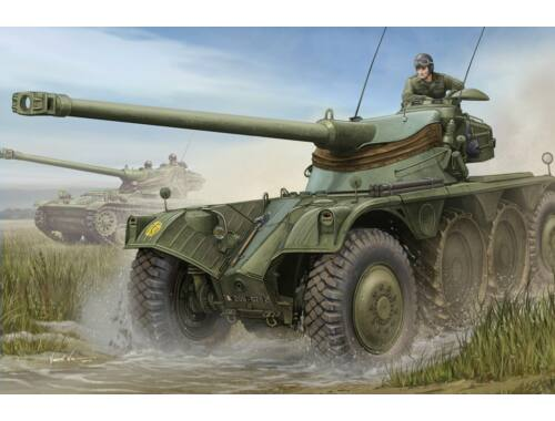 Hobby Boss French EBR-10 Wheeled Reconna. Vehicle 1:35 (82489)