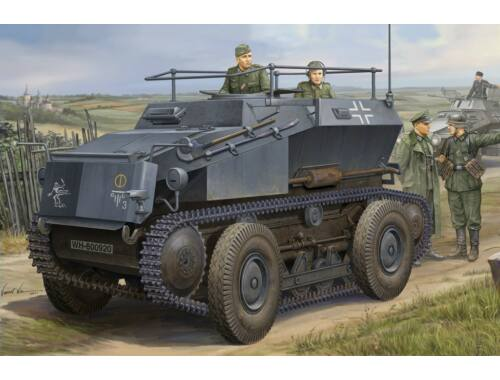 Hobby Boss German Sd.Kfz.254 Tracked Armoured car 1:35 (82491)