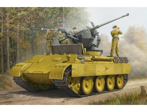 Hobby Boss German Panther asuf.D Flak Bergepanther 1:35 (82492)