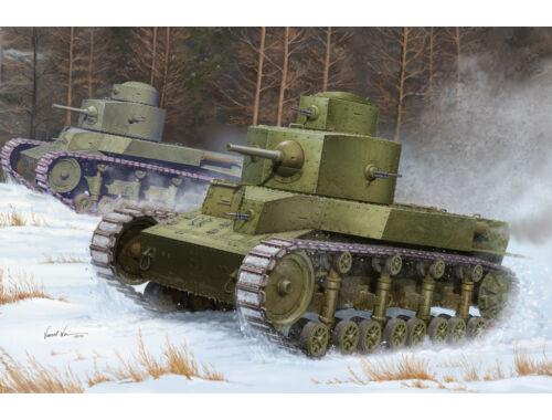 Hobby Boss Soviet T-24 Medium Tank 1:35 (82493)