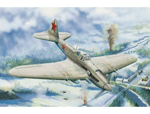 Hobby Boss IL-2 Ground attack aircraft 1:32 (83201)