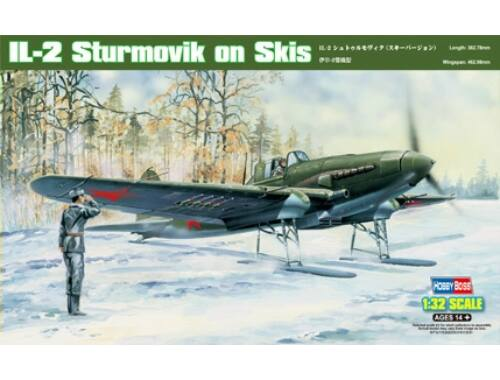 Hobby Boss IL-2 Sturmovik on Skis 1:32 (83202)