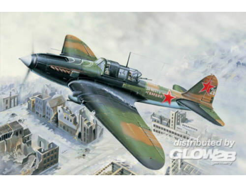 Hobby Boss IL-2M Ground attack aircraft 1:32 (83203)