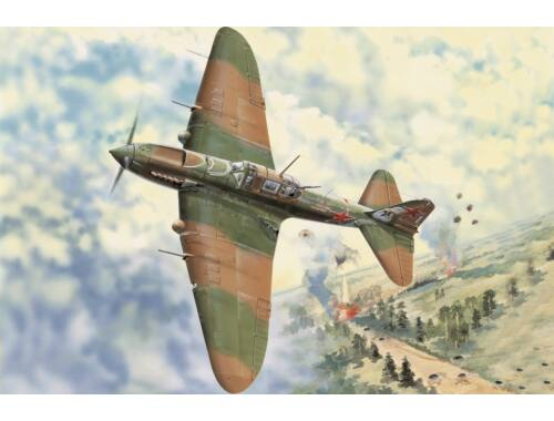 Hobby Boss IL-2M3 Ground attack aircraft 1:32 (83204)