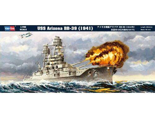 Hobby Boss USS Arizona BB-39 (1941) 1:700 (83401)