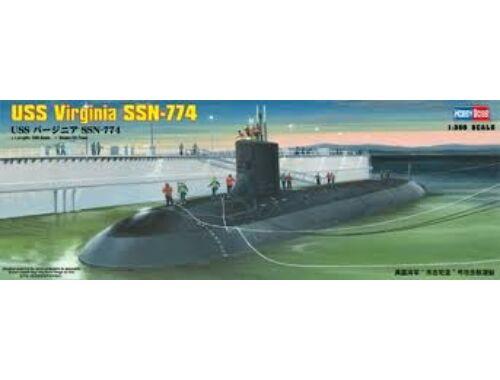 Hobby Boss USS Virginia SSN-774 1:350 (83513)