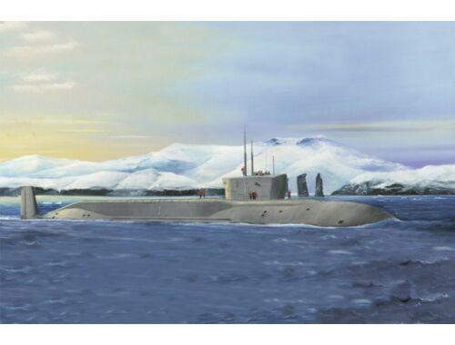 Hobby Boss Russ. Navy Proj. 955 Borei-Yuri Dol.SSBN 1:350 (83520)
