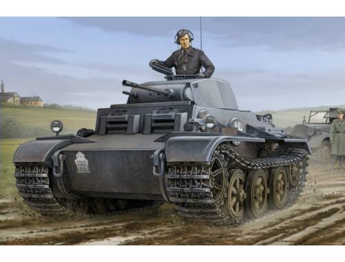 Hobby Boss German Pzkpfw.II Ausf.J (VK1601) 1:35 (83803)