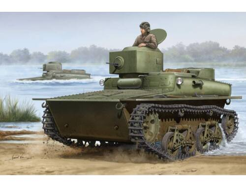 Hobby Boss Soviet T-37 Amphibious Light Tank-Early 1:35 (83818)