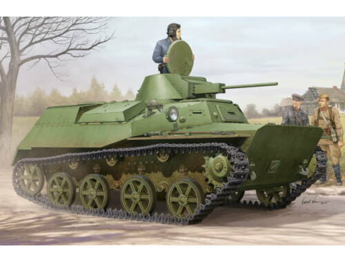 Hobby Boss Russian T-30S Light Tank 1:35 (83824)
