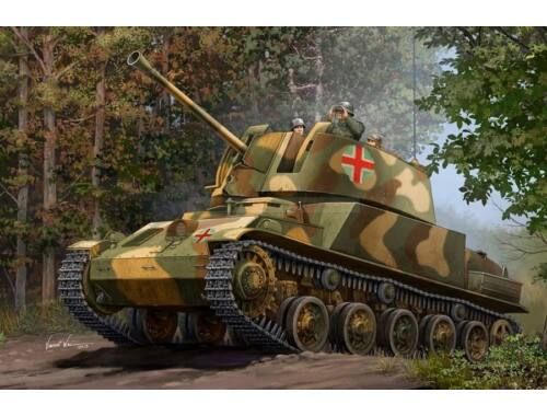 Hobby Boss Hungarian 40M Nimrod Anti-Aircraft Gun 1:35 (83829)