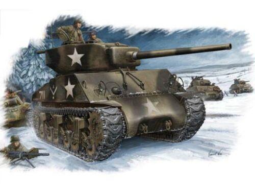 Hobby Boss U.S M4A3 (76W) TANK 1:48 (84805)